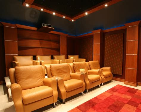 Interior Design For Home Theatre by Home Theatre Design Home Theater Contemporary With Theater