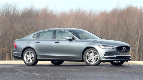 Volvo S90 2017 Review by 2017 Volvo S90 Review A Superior Swedish Sedan