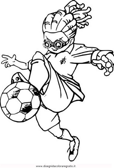 disegno inazuma eleven royal academy  personaggio
