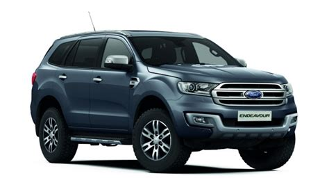 Endeavour Ford Titanium