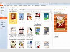 Diseñar un folleto en PowerPoint 2010