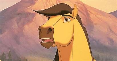 Spirit Stallion Cimarron Dreamworks Gifs Horse Ago