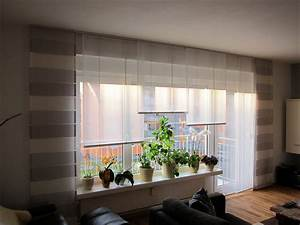 Fenster Gardinen Ideen : gardinen trefflich gardinen f r gro es fenster mit balkont r von gardinen f r wohnzimmerfenster ~ A.2002-acura-tl-radio.info Haus und Dekorationen
