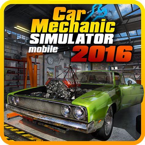 Car Mechanic Simulator 2016 1.0 Apk Hack (dinero Infinito