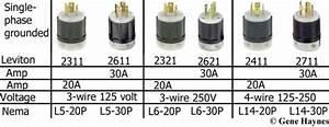 220v 30 Amp Plug Wiring