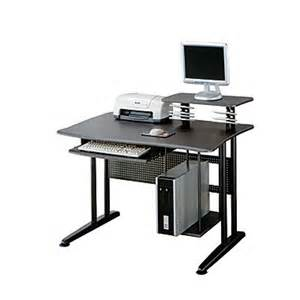 coaster computer desk black 800244 staples 174