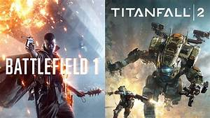 Xbox Live Gold Deal Battlefield 1 And Titanfall 2 For