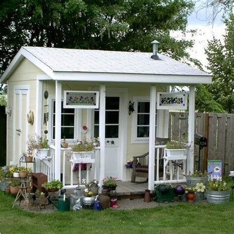Images About Garden Sheds Pinterest Tool