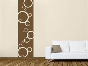 Farbmuster Für Wände : banner relax kreise von ~ Bigdaddyawards.com Haus und Dekorationen