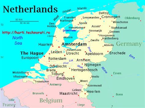 Baarle, orașul graniță care separă Olanda și Belgia