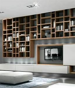 Bibliothèque Moderne Design : l tag re biblioth que comment choisir le bon design etag res pinterest etagere alinea ~ Teatrodelosmanantiales.com Idées de Décoration