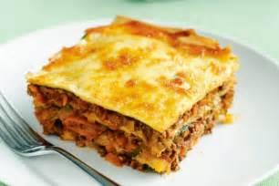 Pumpkin Risotto Recipe Taste by Cheesy Beef And Spinach Lasagne Recipe Taste Com Au