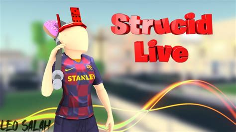 strucid  stream youtube