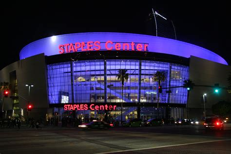 Vip Experience At The Staples Center  Suite Experience Group