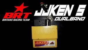 Review Ecu Brt Juken 5 Dualband Vixion Lightning Nvl