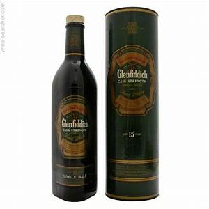 Glenfiddich Cask Strength 15 Year Old Single Malt Scotch ...