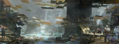 Le Dã Corative E Concept Wars by Concept Art Guildwars2 Com
