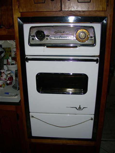 50s/60s Caloric Ultramatic Oven  where to find parts