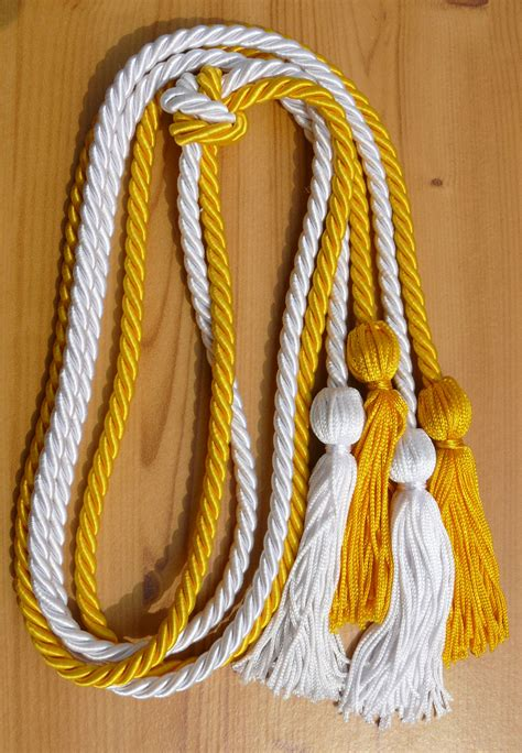 Gold And White Double Cord  Double Cords  Honor Cords. Simple Best Word Resume Template. Business Financial Statement Template. Graduate Schools In Chicago. 30 60 90 Plan Template. Flyers Radio Station. Avid One Pager Template. Personal Financial Plan Template. Black And Gold Design