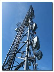 Microwave Cell Phone Towers