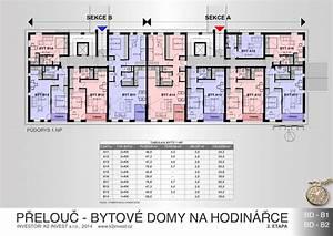 Projektová dokumentace bytový dům