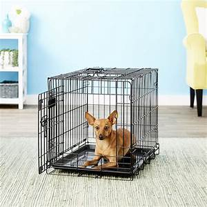 Precision, Pet, Products, Great, Crate, Double, Door, Dog, Crate, Small