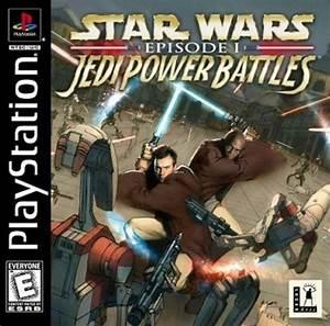 Star Wars: Episode I - Jedi Power Battles (USA) PSX ISO ...