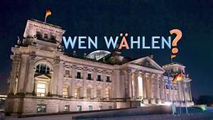 Bundestagswahl Wen Wählen : wen w hlen was ist f r euch wichtig bundestagswahl ~ Lizthompson.info Haus und Dekorationen