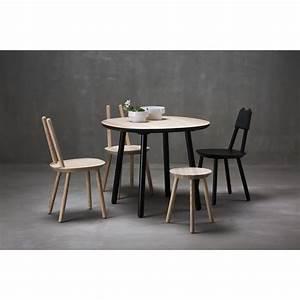 Runder Esstisch Mit Stühlen : neuer trend im esszimmer runder esstisch aus massivholz ~ Lizthompson.info Haus und Dekorationen