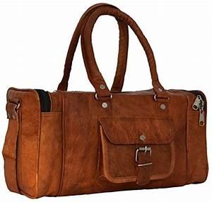Sac De Sport Cuir : gusti cuir nature harley valise en cuir bagage main ~ Louise-bijoux.com Idées de Décoration