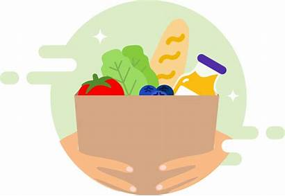 Grocery Clipart Transparent Same Webstockreview Delivery Run
