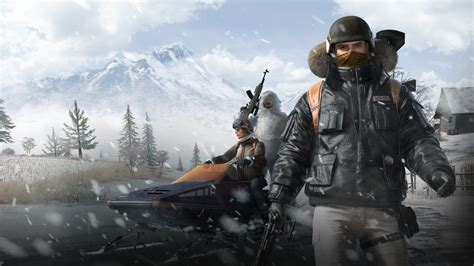 playerunknowns battlegrounds vikendi edition  pubg