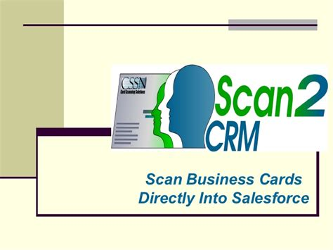 Scan2crm For Salesforce Roofing Business Cards Samples Design Avery Your Own Australia Dimensions Illustrator Fast Adelaide Mini Don't Line Up Luxury Nz