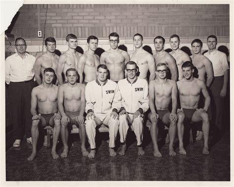 vintage cfnm swimming team nude