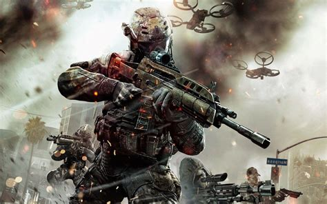 Call Of Duty Black Ops Call Of Duty Video Games Rifles