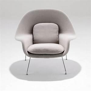 Saarinen Womb Chair And Settee Relax