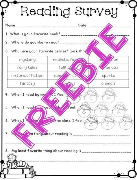 Best 25 Reading Interest Survey Ideas On Pinterest Interest Survey Reading Interest - best 25 reading interest inventory ideas on pinterest interest inventory student interest