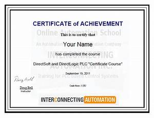 how to create a training completion certificate ehow With cpe certificate template