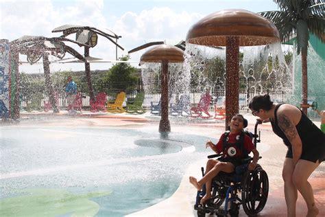 waterproof wheelchairs morgans wonderland