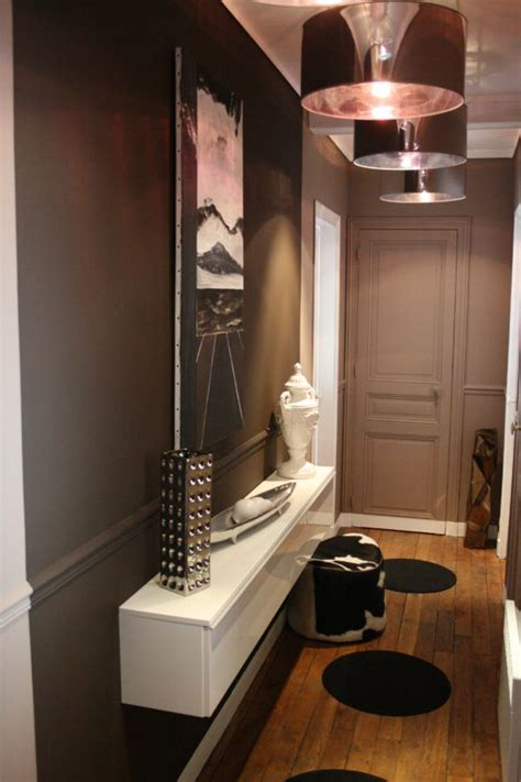 idee deco petite entree appartement entree dappartement
