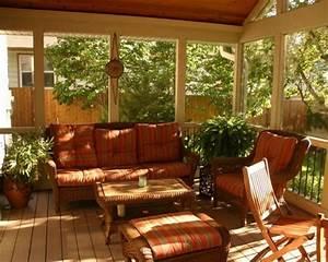 screen porch furniture houzz With screened in porch furniture ideas