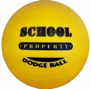School Properties Dodgeball Supasport