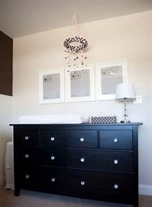 Ikea Hemnes Hack : 25 cool changing tables of ikea items ~ Indierocktalk.com Haus und Dekorationen