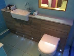 Ivory Vanity Unit by Bathroom Furniture Gallery Bathrooms