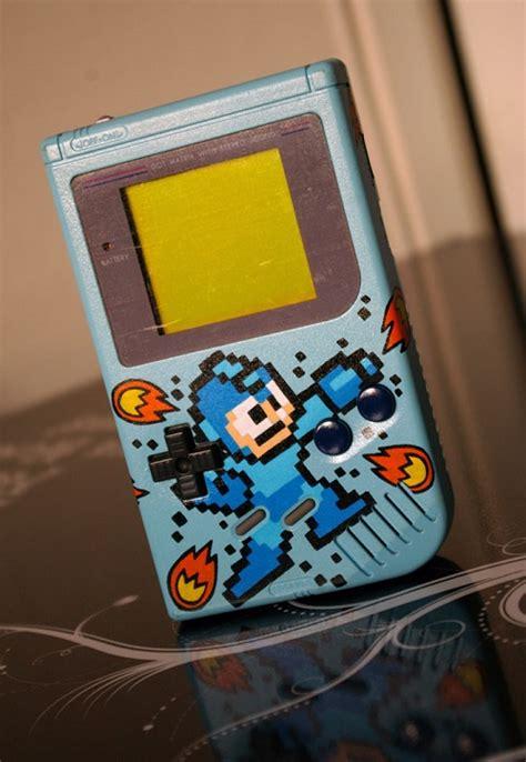 Mega Man Game Boy Sprite Stitch