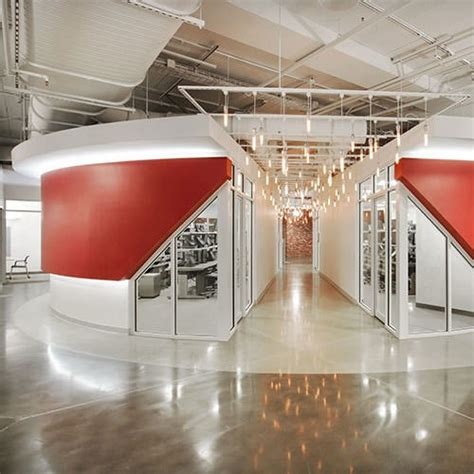 LED Lighting: Chick-fil-A Headquarters, Architectural LED ...