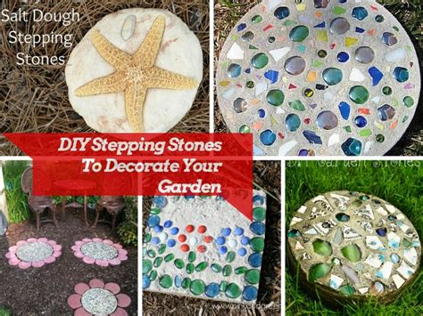 creative diy stepping stones ideas part
