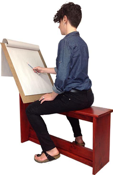 Drawing Benches  Nicole Sleeth