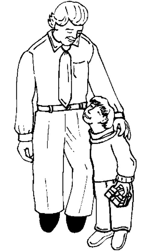 fathers day coloring pages  kids updated