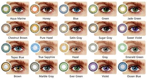 contacts that change your eye color how to change your eye color with 5 great methods new